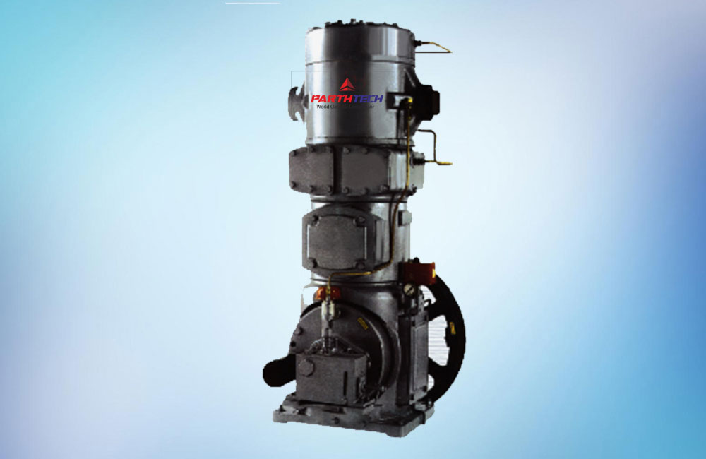 Vertical Watercooled Air Compressor